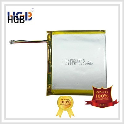 high voltage flat li ion battery directly sale for mobile devices