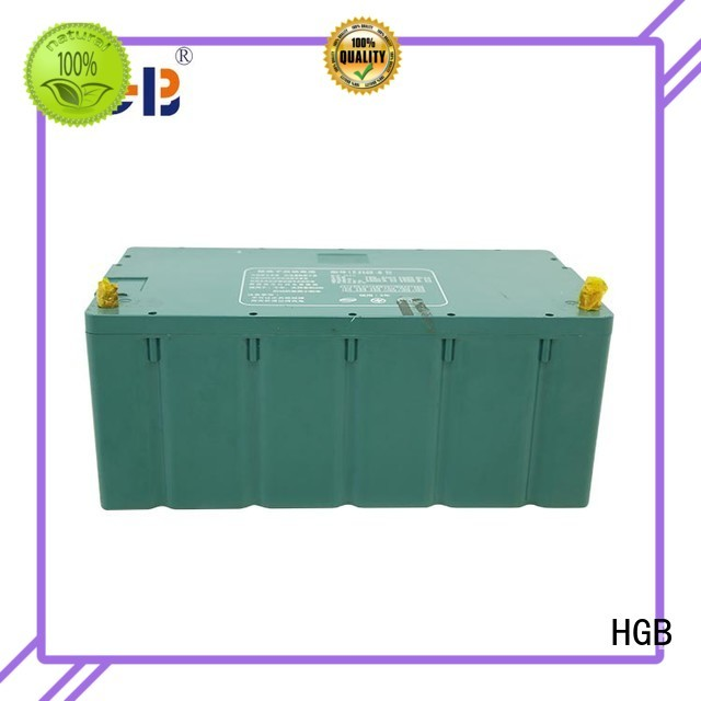 HGB electric vehicle battery manufacturer for tram