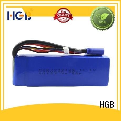 HGB light weight car battery starter supplier for powersports