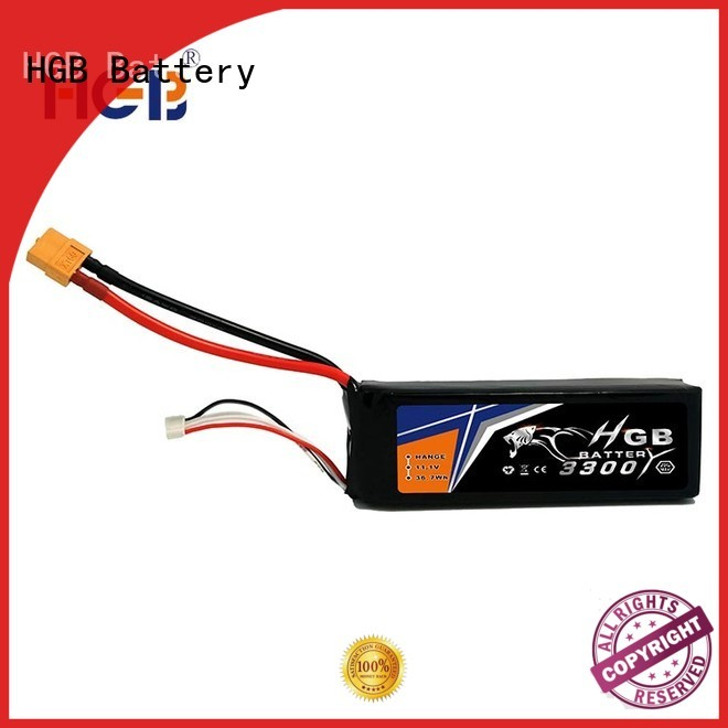 HGB reliable rc plane battery directly sale for RC helicopter
