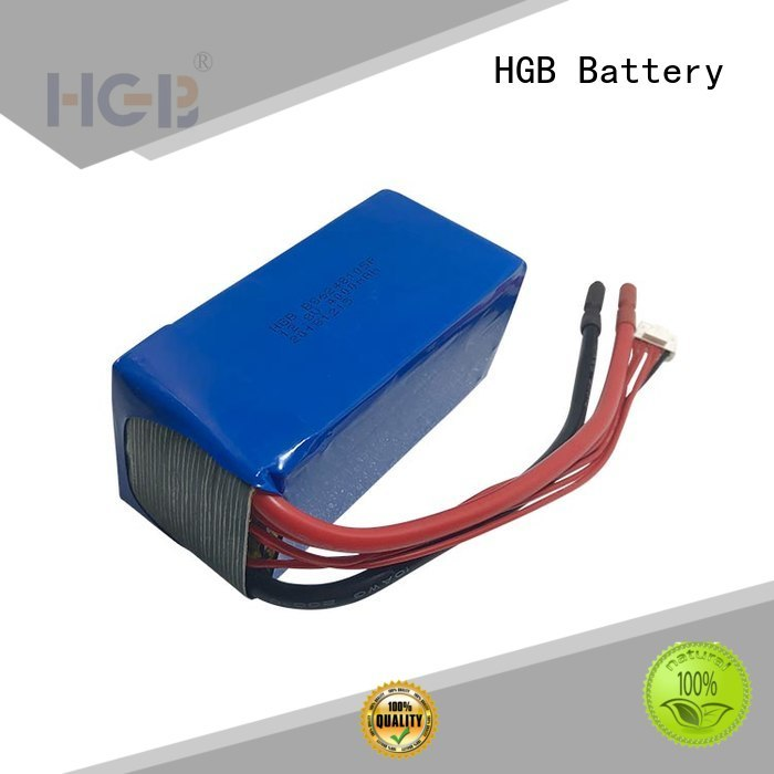 HGB ev lithium ion battery pack factory price for digital products