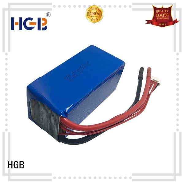 HGB low cost 72v 20ah lifepo4 battery pack supplier for EV car