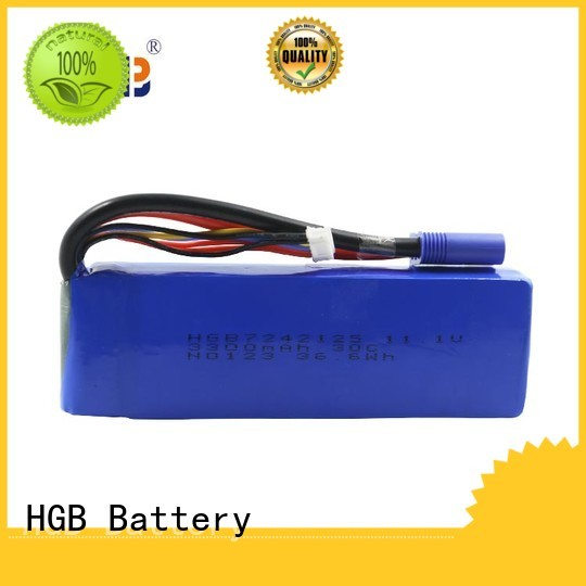 HGB practical jump start battery pack supplier for powersports