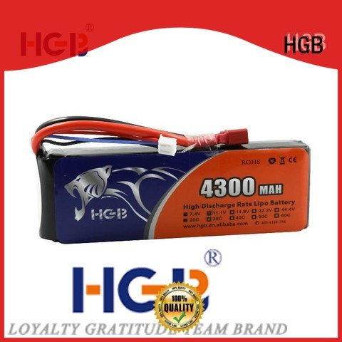 HGB rc battery wholesale for RC quadcopters