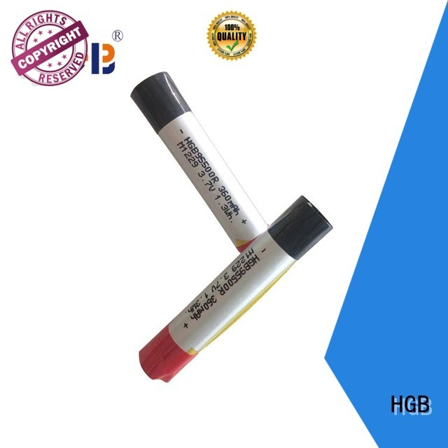 HGB electronic cigarette battery factory for rechargeable devices