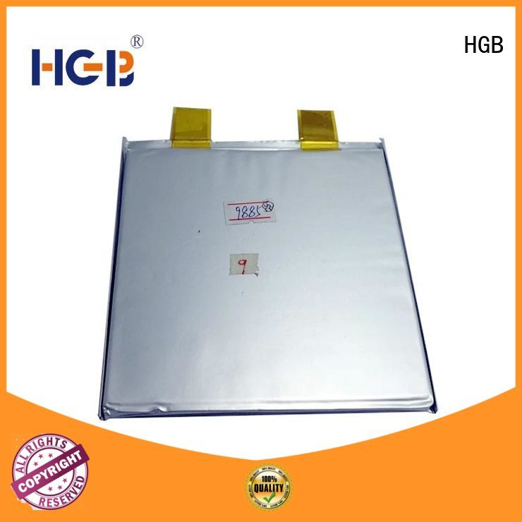 HGB lifep04 battery supplier for power tool