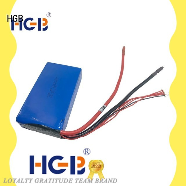 HGB lithium ion battery vs lithium polymer battery directly sale for digital products