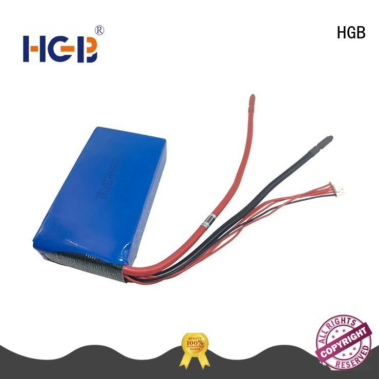 HGB non explosive li po4 directly sale for RC hobby