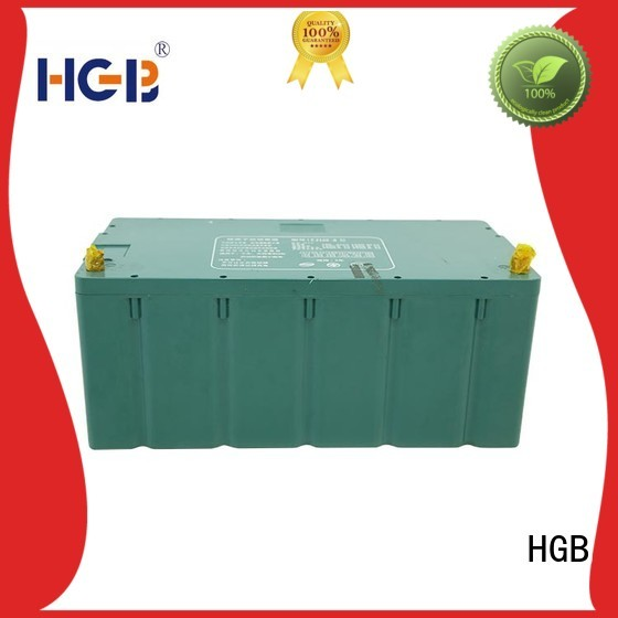 rechargeable best battery for electric car manufacturer for heavy duty transportation HGB