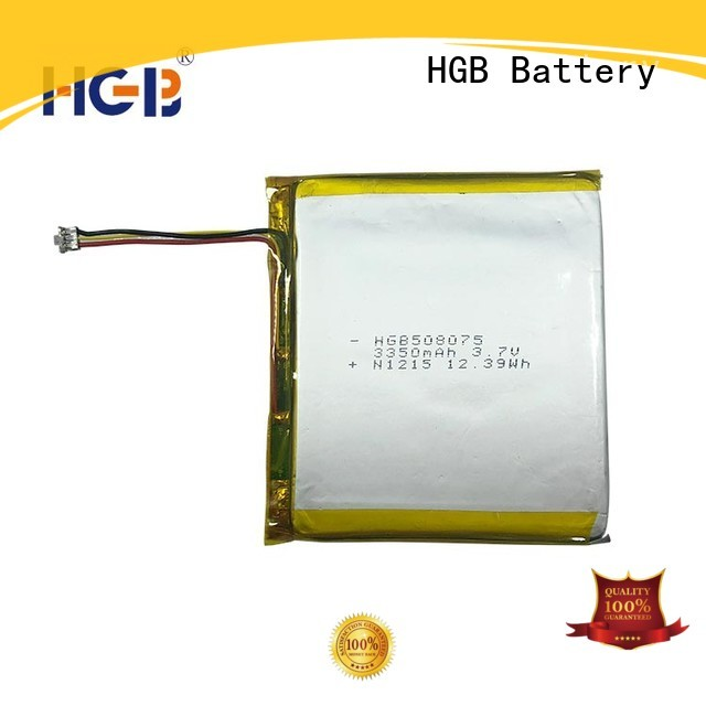 quality flat lithium ion battery pack directly sale for mobile devices