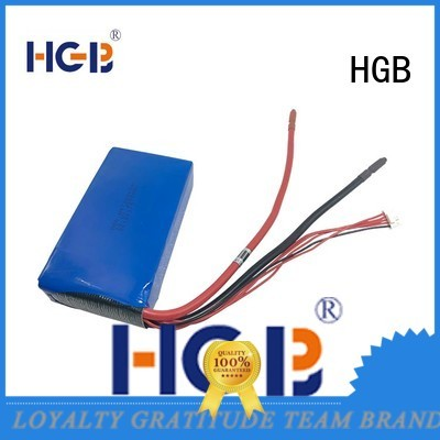 HGB lithium battery chemistry wholesale for RC hobby