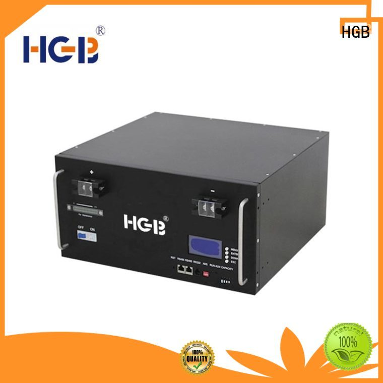 HGB lithium iron phosphate battery factory price for electric vehicles