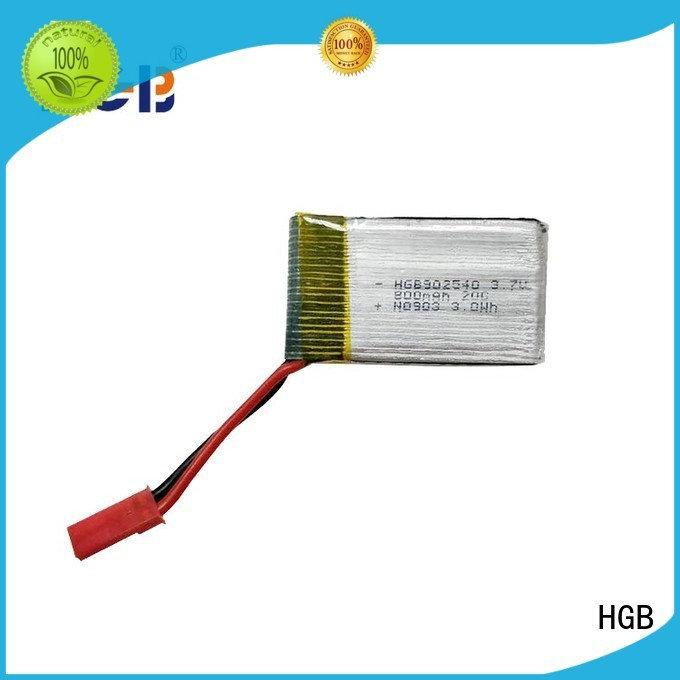 rc plane battery wholesale for RC quadcopters HGB