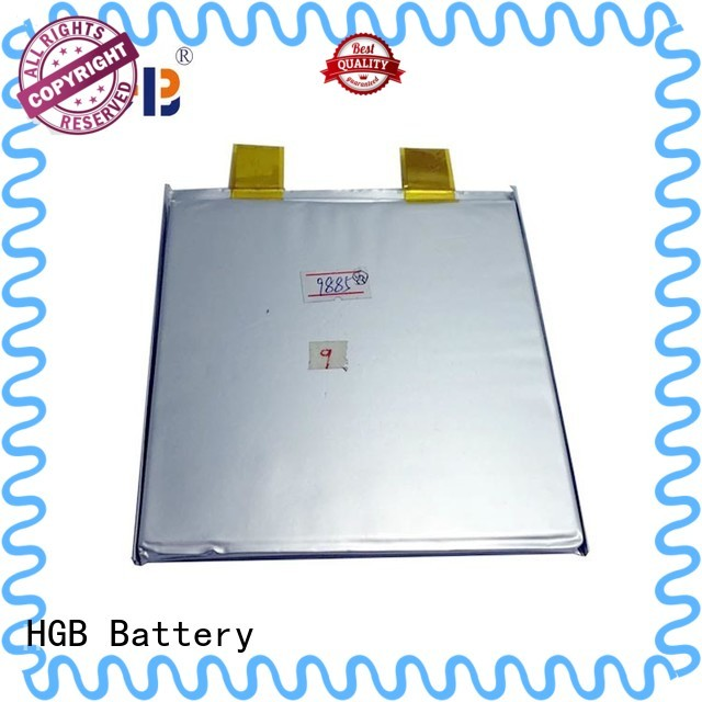 HGB lithium ion phosphate battery price customized for digital products