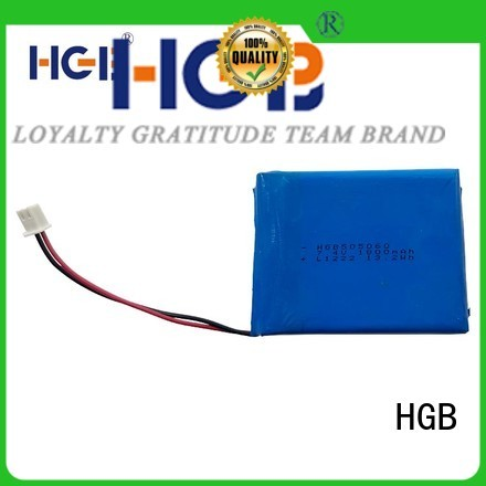 HGB flat lithium battery supplier for digital products