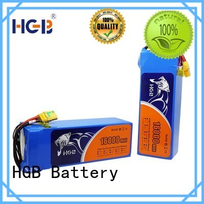 HGB fpv battery customized manufacturer