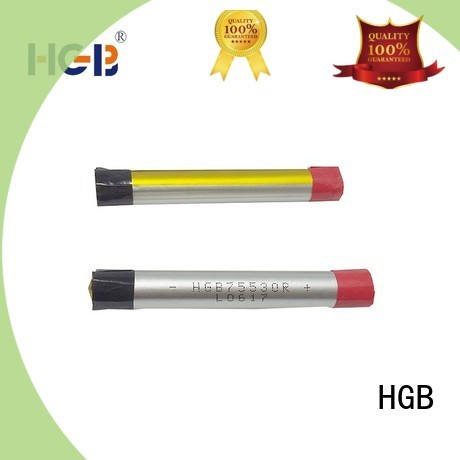 HGB cost-effective e cig battery supplier for rechargeable devices