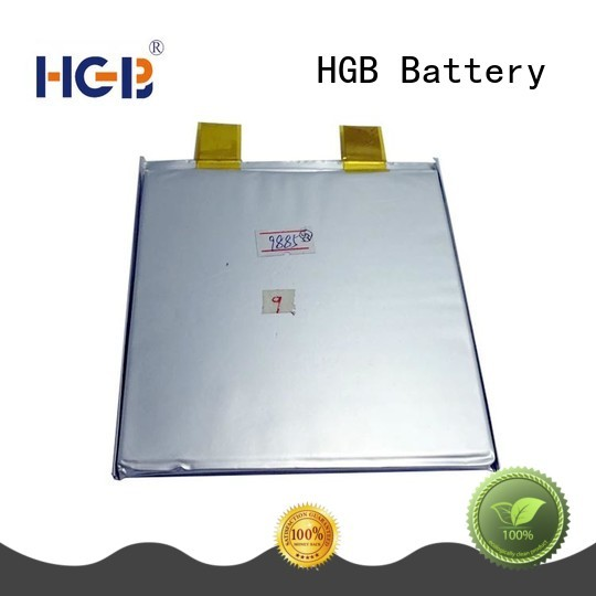 HGB 10 amp lithium ion battery directly sale for RC hobby