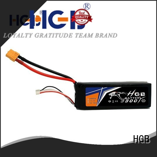rc car battery factory price for RC helicopter HGB