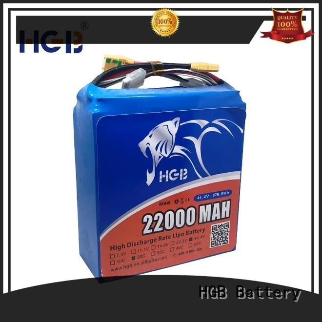 HGB drone battery with good price for UAV