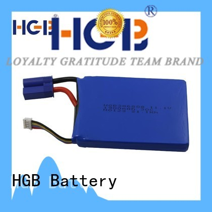 HGB car battery starter factory price for powersports