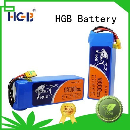 Drone battery 22.2V 6S 16Ah HGB1075175