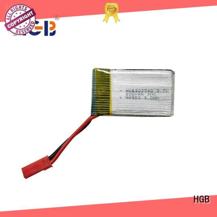 professional polymer battery factory price for RC planes