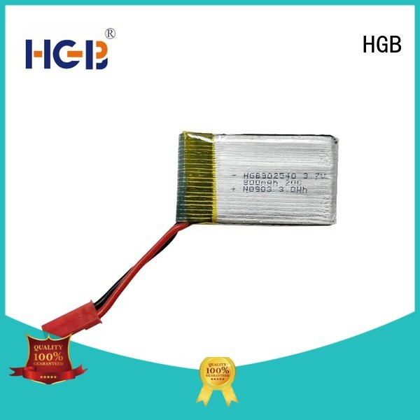 HGB rechargeable rc helicopter battery directly sale for RC car