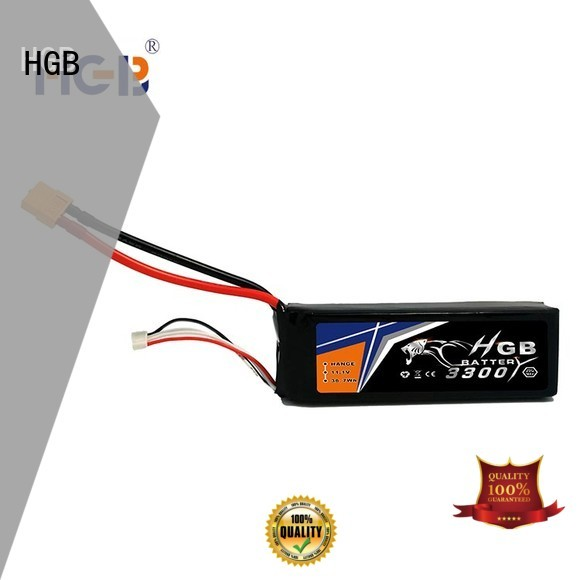HGB popular helicopter rc battery for RC car