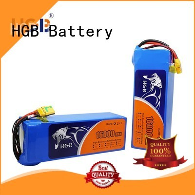professional rc drone battery supplier for UAV
