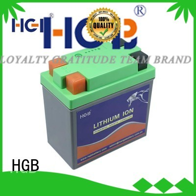 HGB fast charge lifepo4 batterie factory price for power tool