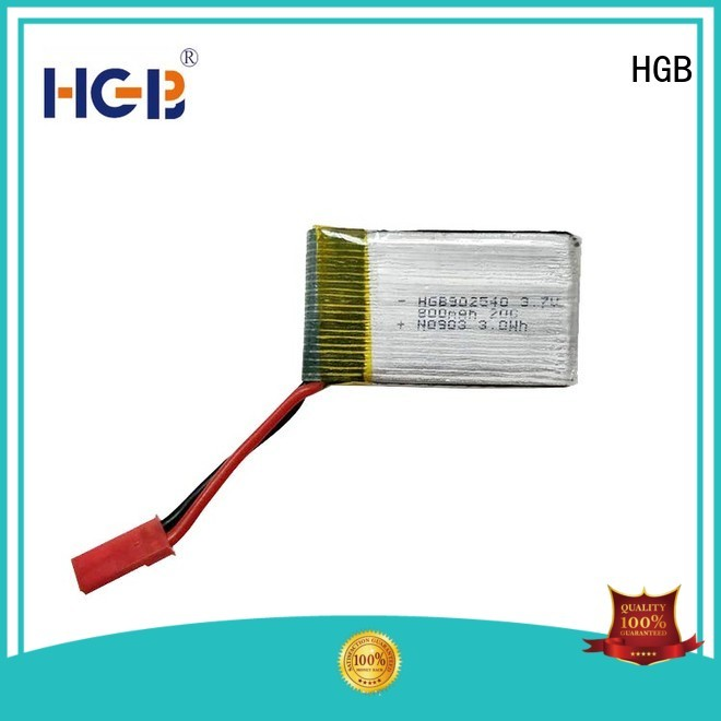 HGB rc car battery supplier for RC car