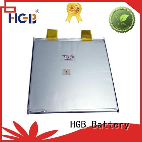 HGB lifepo4 battery series for EV car