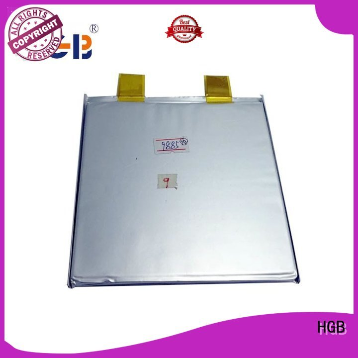 HGB high discharge lithium ion battery series for EV car