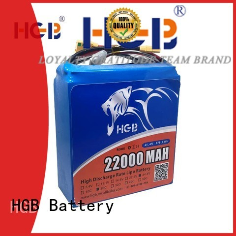 HGB drone battery customized manufacturer