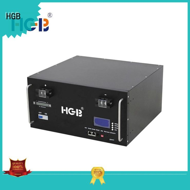 HGB lithium ion battery for telecom application series for electric vehicles