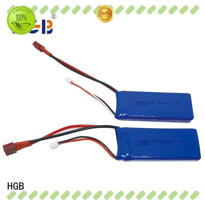 HGB rc helicopter battery supplier for RC car