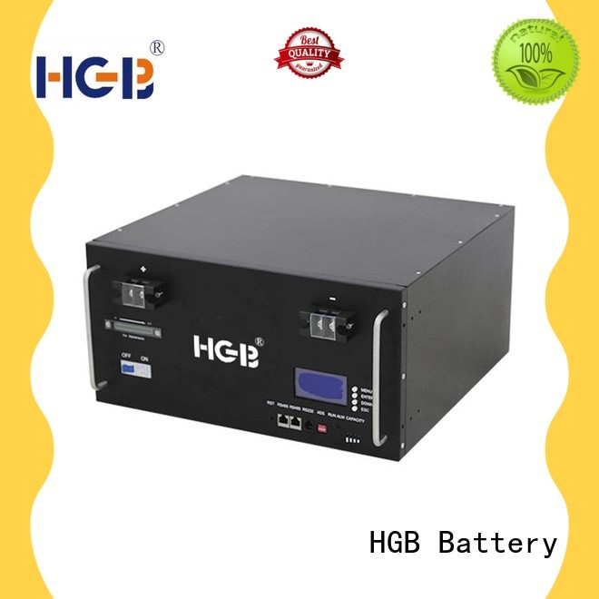 HGB professional station battery directly sale for electric vehicles