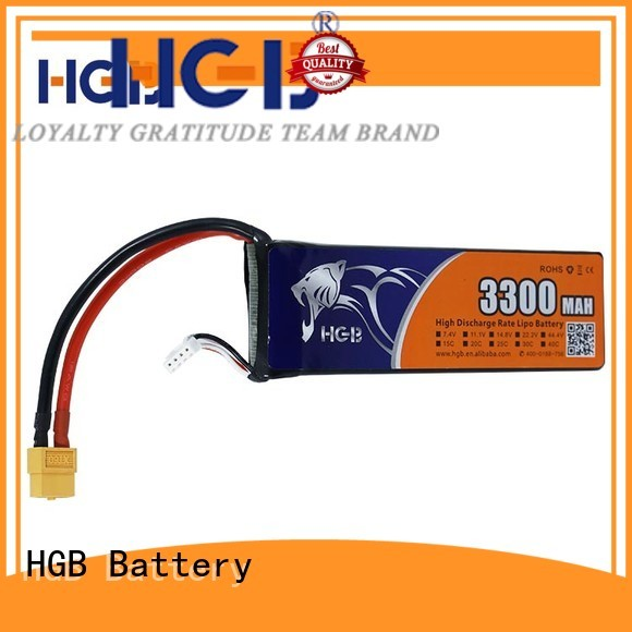 HGB rc helicopter battery wholesale for RC helicopter