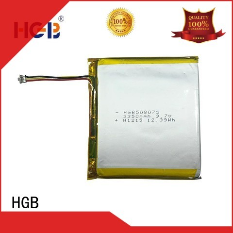 quality flat lithium polymer battery customized for notebook