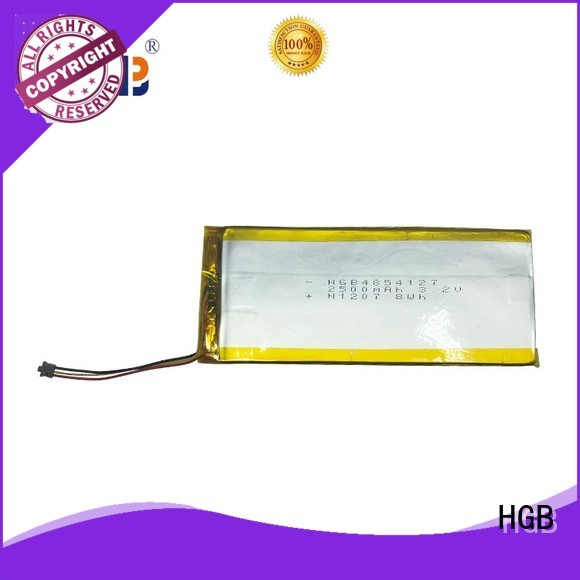 quality rechargeable lithium polymer battery customized for digital products