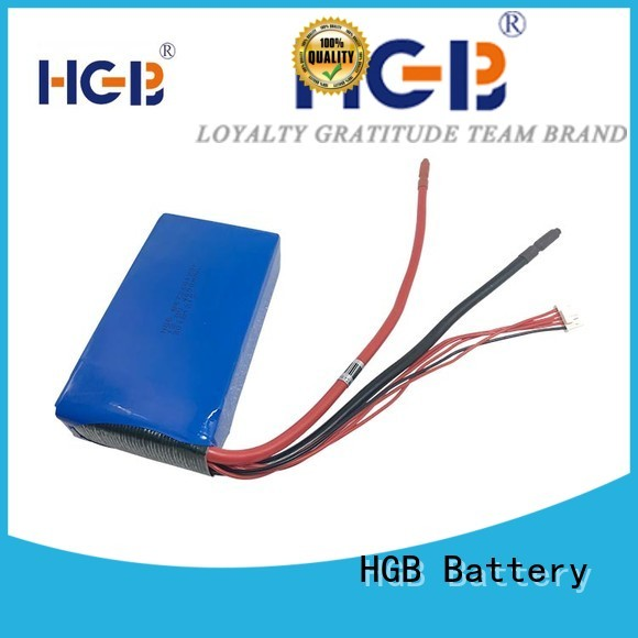 HGB fast charge 200ah lifepo4 battery wholesale for RC hobby