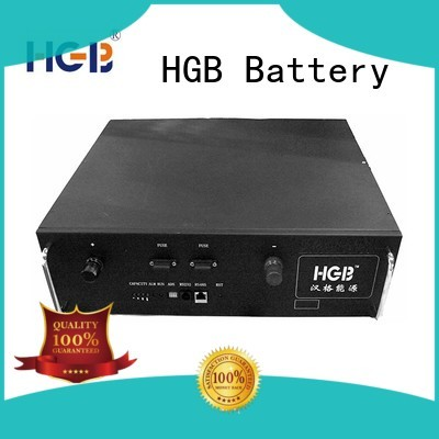 HGB long cycle life base station battery directly sale for Cloud/Solar Power Storage System