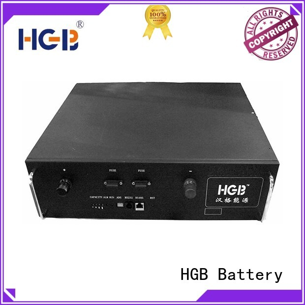 HGB lithium phosphate battery wholesale for communication base stations