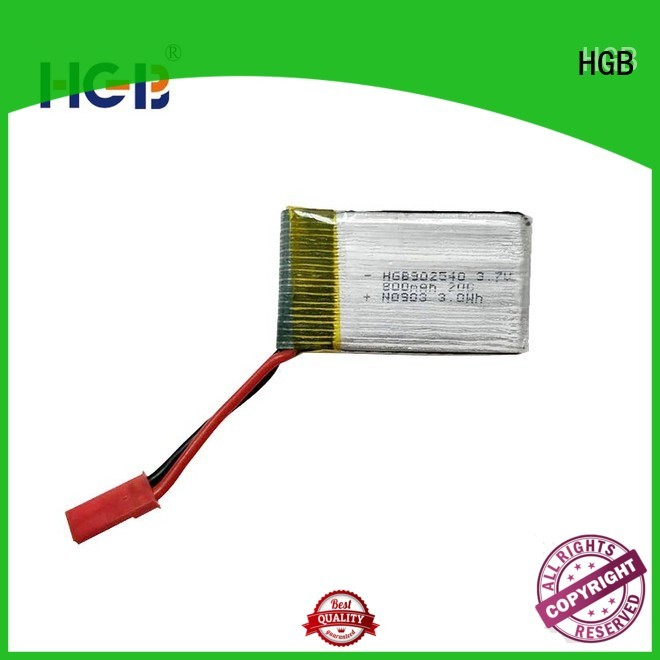 HGB advanced rc batterier wholesale for RC helicopter