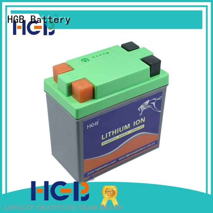 lifepo4 battery for power tool HGB