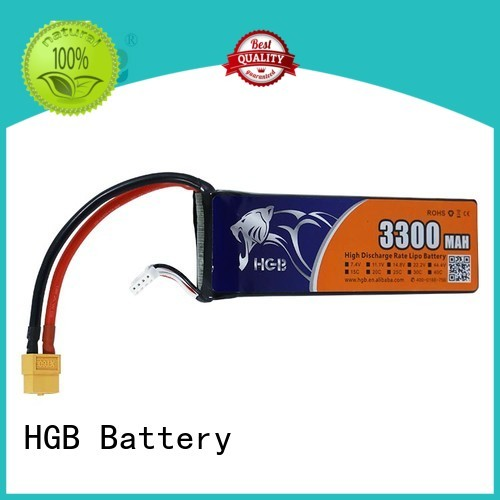 reliable rc battery wholesale for RC car