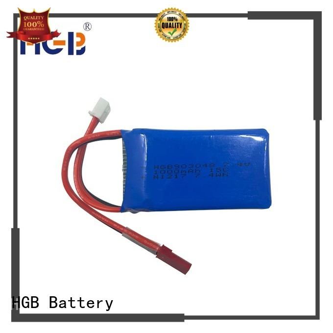 reliable rc plane battery manufacturer for RC car