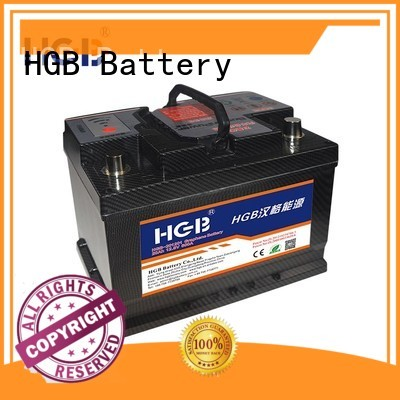 HGB compatible turnigy graphene batteries design for vehicle starter