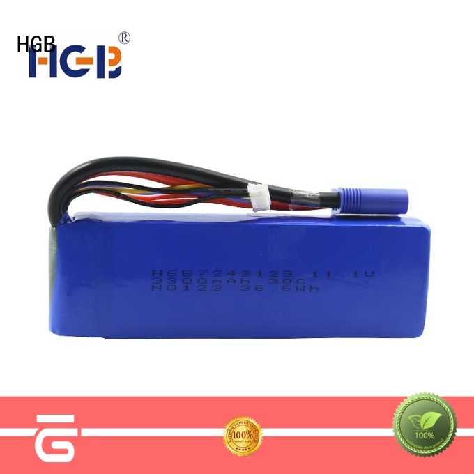 HGB high quality car battery jump starter supplier for jump starter